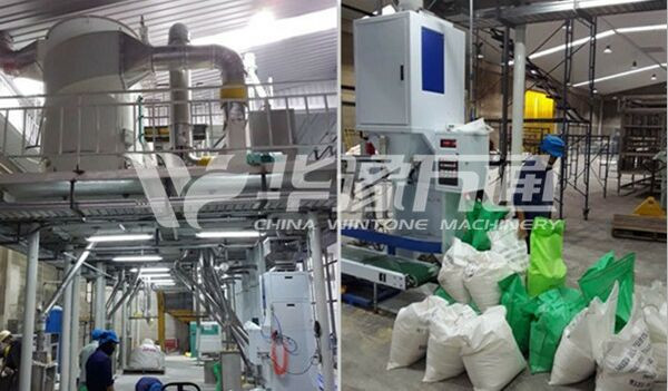 Bean Bran Removing Machines Export Cases -Thailand.jpg