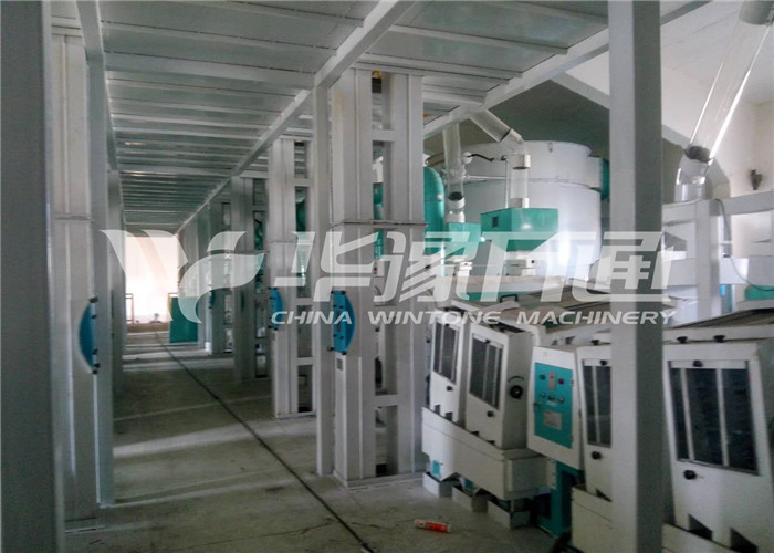 200TPD Millet Processing Machine Millet Milling Machine
