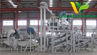 Oat Flakes Production Line