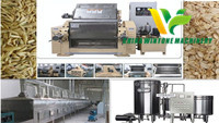 Oats Processing Rolling Line Oat Flakes Production Line