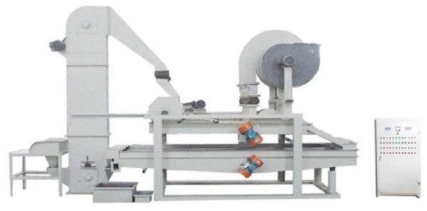 Pumpkin Seed Dehulling and Separating Machine
